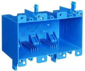 Thomas & Betts-Carlon B355R 3-Gangang Xlrg Work Box
