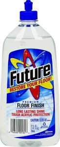 Sc Johnson 11182 27 oz Future Shine Floor Wax