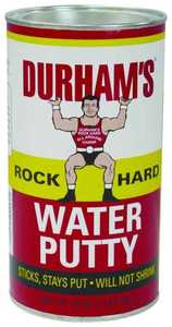 Donald Durham 1 1lb Powdered Water Putty