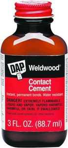 Dap 00107 3 oz Contact Cement