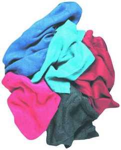 SM Arnold 85-750 8 oz Asst Bag Of Rags