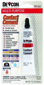 Devcon S180 1 oz Contact Cement