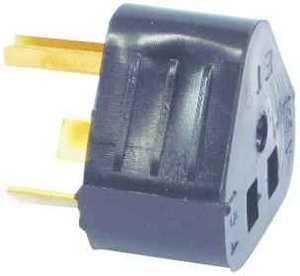 United States Hardware RV-320C Rv Reverse Adapter 15-30