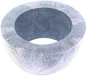 United States Hardware RV-816B Sponge Rubber Sewer Ring
