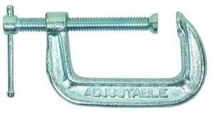 Pony Tools 1480-C 8-Inch Adjustable Light Duty Large C-Clamp