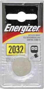 Energizer Battery ECR2032BP Watch/Calculator Battery