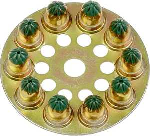 Itw Ramset 3D60 25cal Green Load Disc