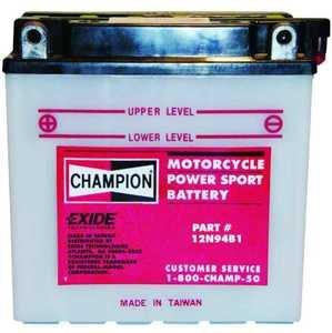 Exide Technologies 12N94B1 Small Engine Battery