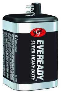 Energizer Battery 1209 6v Super Heavy Duty Lantern Battery
