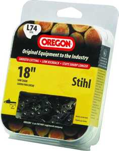 Oregon Cutting Systems L74 18-Inch Stihl Chainsaw Chain