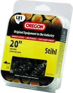 Oregon Cutting Systems L81 20-Inch Stihl Chainsaw Chain