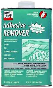 WM Barr QKAS94326 Semi-Paste Adhesive Remover