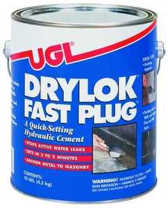 United Gilsonite Laboratories 00924 10lb Drylok Fast Plug