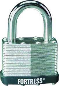 Master Lock 1805T 2-Inch Laminate Steel Padlock