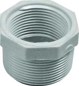 Genova 34354 1-1/2x 1-1/4 Pvc Reducing Bushing