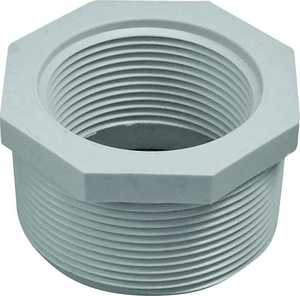Genova 34321 2 x 1-1/2 Pvc Reducing Bushing