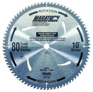 Irwin 14084 12 in 100tht CircularSaw Blade