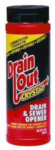 Iron Out Inc DC06N/DC12N 18 oz Drain Out Crystal