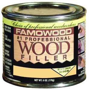 Eclectic Products 36041122 6 oz Mahogany Wood Filler