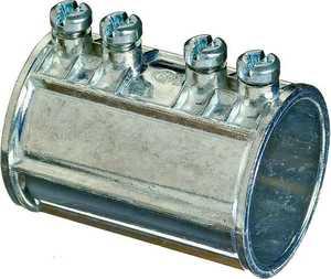 Halex Company 12212 1-1/4 in Emt Set Screw Coupling