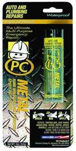 Protective Coating Co 025550 2 oz Metal Epoxy Putty