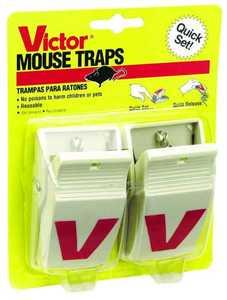 Woodstream M130 Quickset Mouse Trap