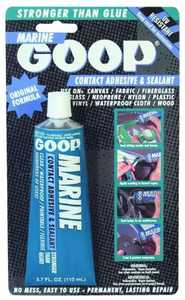 Eclectic Products 170012 3.7 oz Marine Goop Adhesive