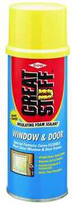 Dow Chemical 175437 Window And Door Insulating Foam Sealant 12-Oz