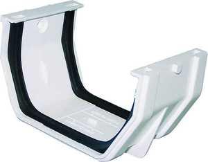 Genova RW105 White Gutter Slip Joint