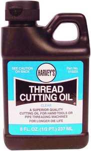 Harvey's 16035 1/2 Pt Thread Cutting Oil