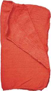 SM Arnold 85-763 Red Woven Shop Towels 6pack