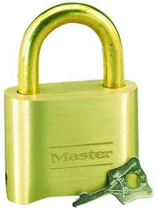 Master Lock 175D 1-Inch Resettable Combination Padlock