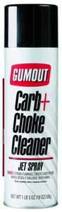 Shell Car Care 800002230/7460 Gumout Jet Spray Carb & Choke Cleaner 16 oz
