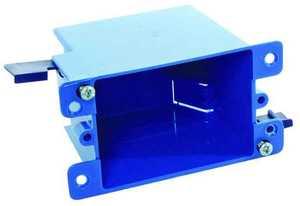 Thomas & Betts-Carlon B114R-UPC 1-Gang Old Work PVC Switch Box