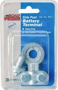 Coleman Cable 905-1 Side Post Battery Terminal