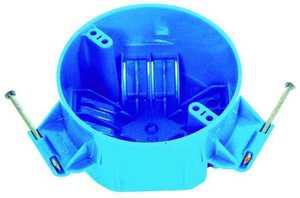 Carlon Sales B520A-UPC 4-Inch Round Ceiling Box