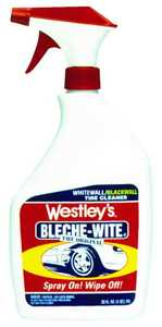 ITW PERMATEX 800002224/555-6P Westley's Bleche-White Tire Cleaner Qt