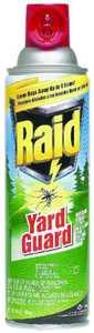 Sc Johnson 01601 16 oz Raid Yard Guard