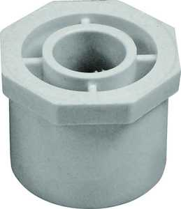 Genova 30255 1-1/2x1/2 Pvc Reducing Bushing