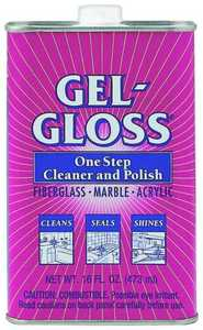 Tr Industries GG-1 16 oz Gel- Gloss Cleaner