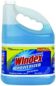 Sc Johnson 12207 128 Oz Windex Blue Refill