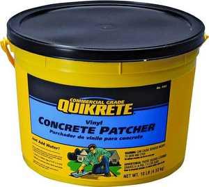 Quikrete 1133-11 Vinyl Concrete Patcher 10#