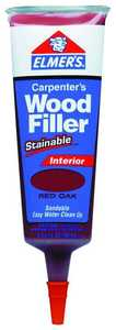 Elmer's Products E860 3.5 oz Red Oak Wood Filler