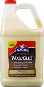 Elmer's Products E7050 Gallon Carpenters Wood Glue