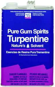 WM Barr GGT69 Gal Gum Turpentine