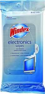 Sc Johnson 70227 Electronic Wipes Windex