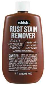 Whink Products 01261 6 oz Rust Stain Remover
