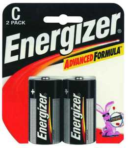Energizer Battery E93BP-2 Energizer C Battery 2pk