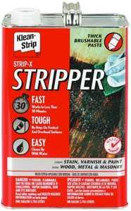 WM Barr GSX6 Gal Creamy Paint Stripper