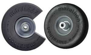Arnold Corp 00010 Flat-Free Hand Truck Tire